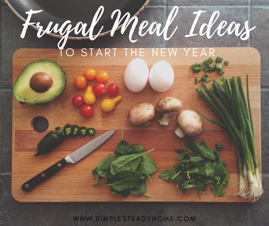 Frugal Meal Ideas