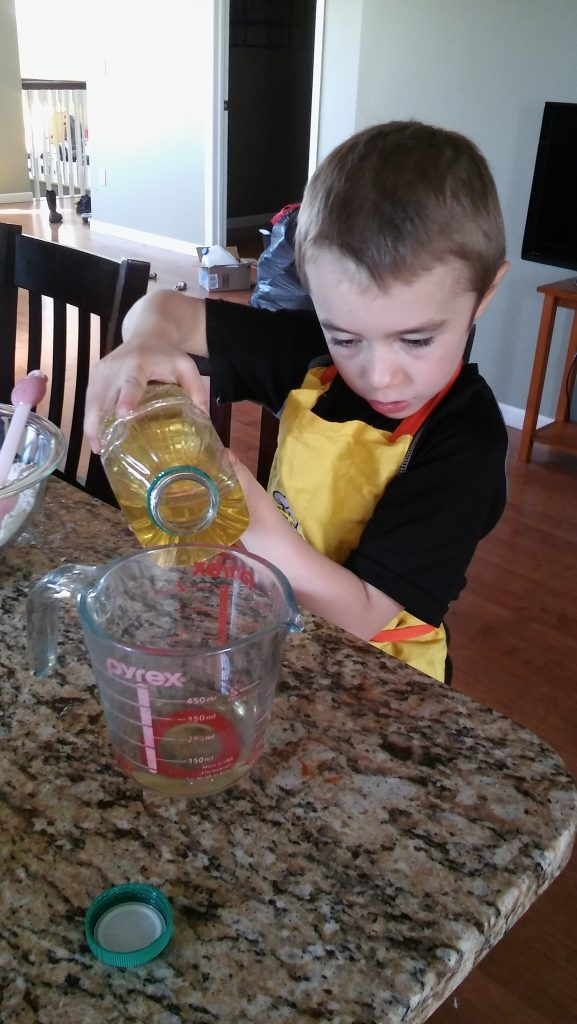 Homeschool cooking skills for the summer